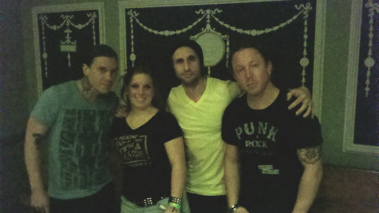 Rva Meet And Greet 4242012 Official Website Of Shinedown Photos