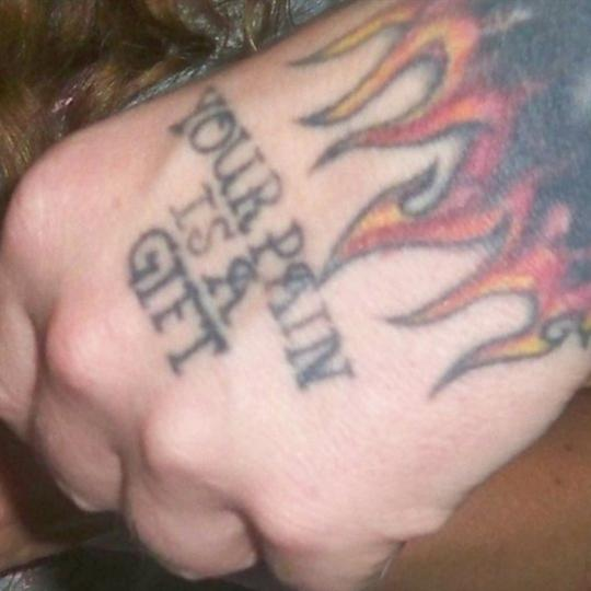 Shinedown Tattoos: @Shinedown Tattoo submitted by Laura Aronson ...