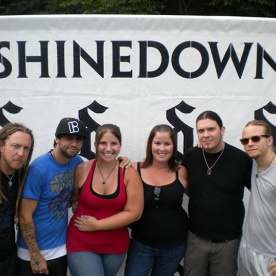 Meet and greet with shinedown at cmac on aug 6th 2010 official meet and greet with shinedown at cmac on aug 6th 2010 m4hsunfo